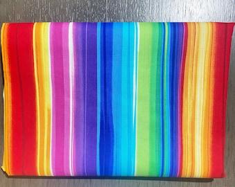 Rainbow Table Runner, Pride Party, Pride Decorations, Rainbows, Rainbow Party, Rainbow Decor, Rainbow Fiesta, Table Runners, Table Decor