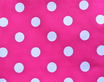 Polka dots table Runner, Lollipop Party, Gumball Party, Party Shoppe, Sweet Shoppe, Christmas Party, Cupcake Party, Circus Party