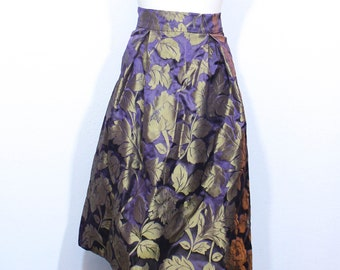 524481aca4ee Damask Skirt // Royal Occasion Tea Skirt