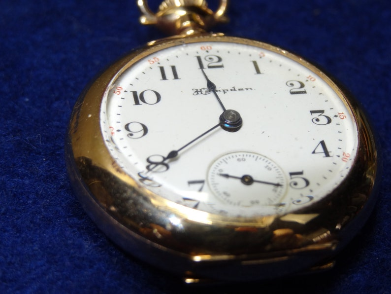 dueber special pocket watch serial numbers