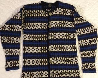 Vintage Norvyk Ren-Dale Sweater