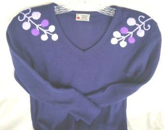 Apple Eye Vintage Sweater