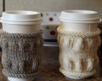 Cup Cozy Designs