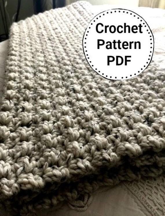 Chunky Crochet Afghan Patterns Choice Image Knitting Patterns Free