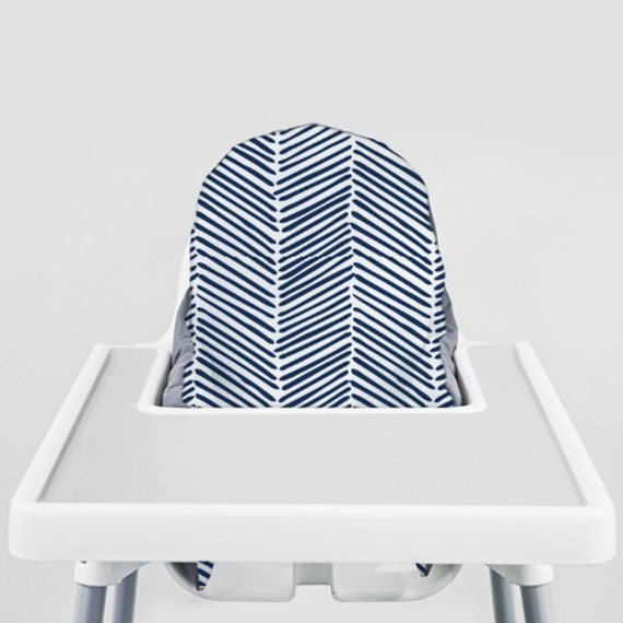 Pleasant Indigo Freeform Ikea Antilop Highchair Cover High Chair Cover For The Klammig Or Pyttig Cushion Pillow Slipcover Short Links Chair Design For Home Short Linksinfo