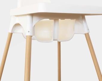 IKEA Highchair Leg Wraps - BAMBOO // Customize IKEA Antilop High Chair Legs