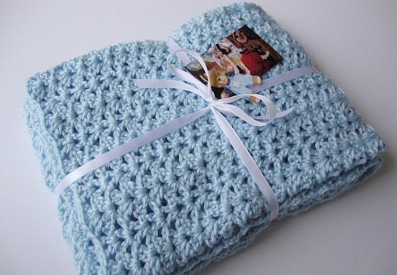 Häkeln Baby Decke Baby Decke Häkeln Gehäkelte Baby Decken Etsy