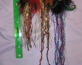 hair feather clippies 2