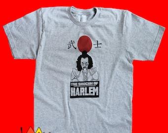 Shogun of Harlem Shirt, Shonuff t shirt, The Last Dragon shirt, gifts for him, funny t shirts, boyfriend gift, shirts, Gift for boyfriend