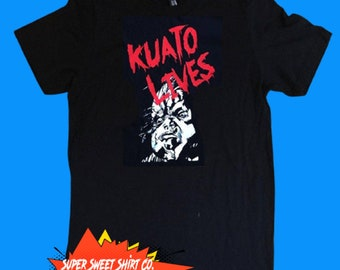 Total Recall shirt / Kuato Lives Shirt / Mars / Arnold Schwarzenegger T-Shirt / good gifts for guys / best birthday gifts / unique gifts