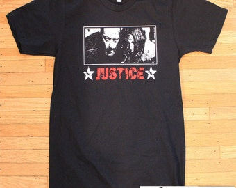 Leon The Professional Justice T-Shirt American Apparel
