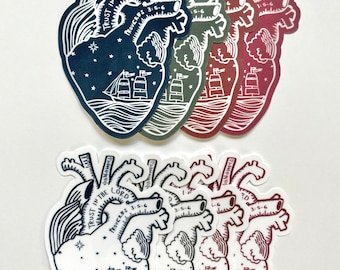 2022 LDS Youth Theme stickers - set of 8, 16, 24, 32, 40, 48