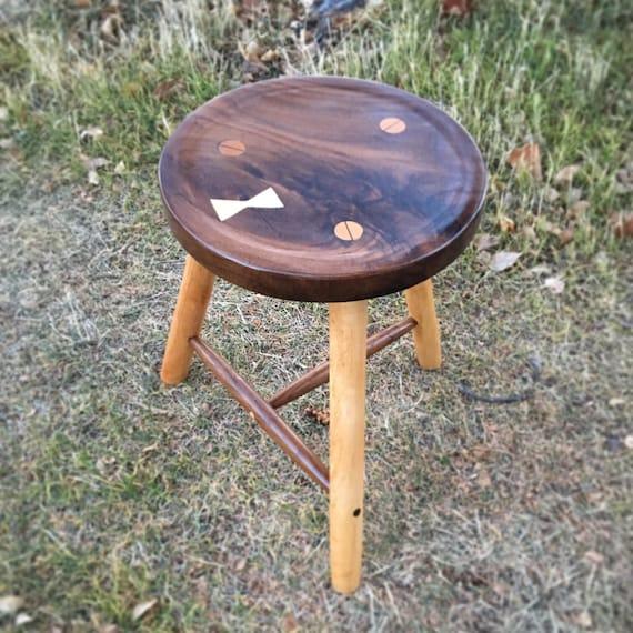 Superb The Pennywood 3 Legged Stool Inzonedesignstudio Interior Chair Design Inzonedesignstudiocom
