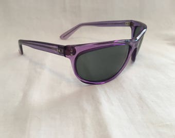32546ed6c6 purple vintage sunglasses