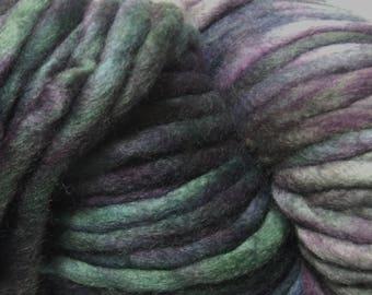 Malabrigo Rasta Zarzamora 863 Super Bulky 100% Merino Wool Yarn