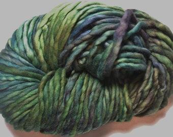 Malabrigo Rasta Arequita 885 Green Super Bulky 100% Merino Wool Yarn