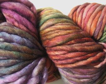 Malabrigo Rasta Piedras 862 Super Bulky 100% Merino Wool Yarn