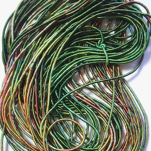 Painters Rayon Gimp Gimpe Boucher 120 Thread Cord Tentakulum Embellishment Germany