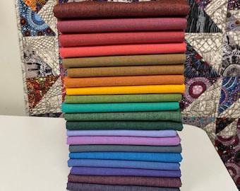 Free Spirit Kaffe Fassett Shot Cottons Woven SC41 Jade Cotton Fabric