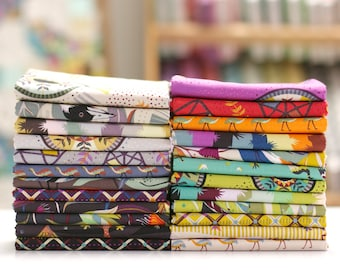 Horizons - Fat Quarter Bundle by Kathy Doughty - 24 prints Full Collection