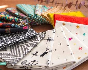 Sale! | Andina | Art Gallery Fabrics | Fat Quarter Bundle - 16 PiecesSale On Sale