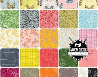 Spring Shimmer Fat Quarter Bundle by Jennifer Sampou - 26 Prints