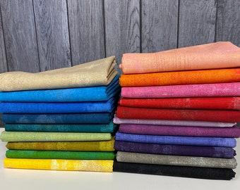 Grunge Fat Quarter Bundle by Moda Fabrics 20 Prints On Sale