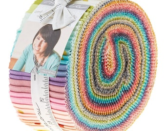 Confetti Ombre - Jelly Roll by Vanessa Christenson V and Co for Moda Fabrics