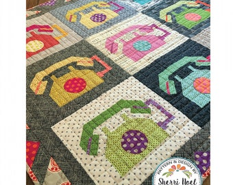 Off the Hook Quilt Pattern