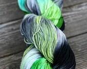 Hand Dyed Sock Yarn- Kett...