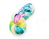 Hand Dyed Sock Yarn - Cas...