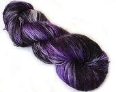 Hand Dyed Sock Yarn- Clas...
