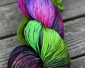 Hand Dyed Merino Sock Yar...