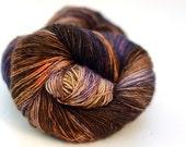 Hand Dyed Yarn -  Silk an...