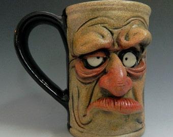 Grumpy Morning Mug