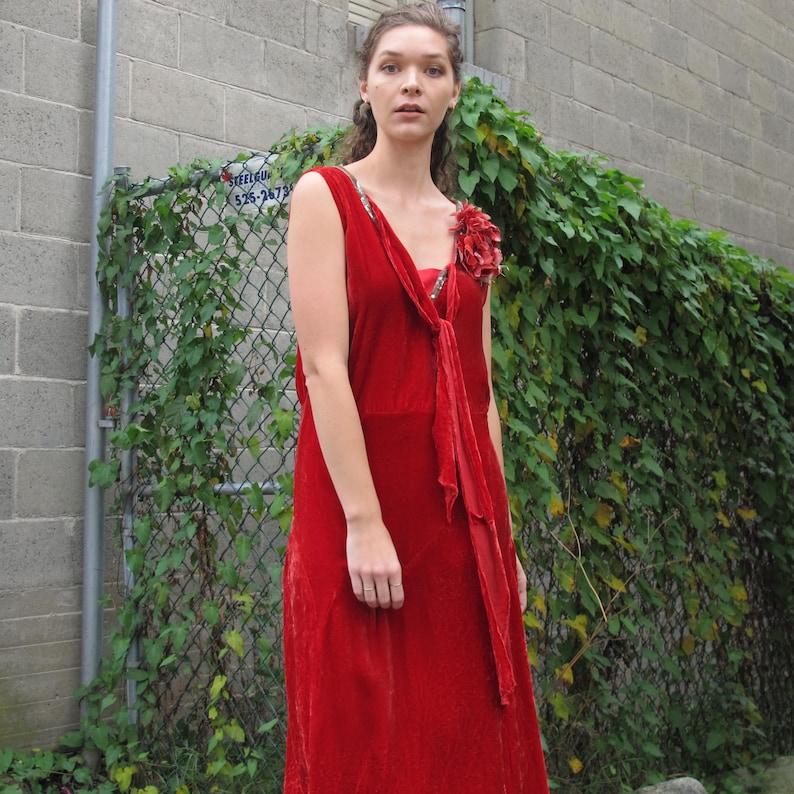 1df7f232c92 Années 1920 clapet robe Vintage des années 1920 Sequin robe