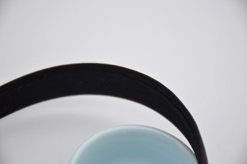 5 black plastic headband,satin wrapped headband,satin hair band,25mm headband,blank headband,hair accessories