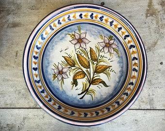 Sevilla Spain Plate Old World Decor, Decorative Plates, Rustic Kitchen