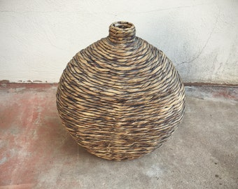 wood • pottery • baskets
