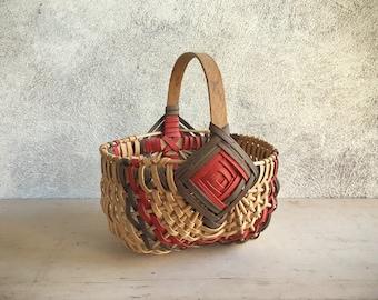 wood • pottery • baskets