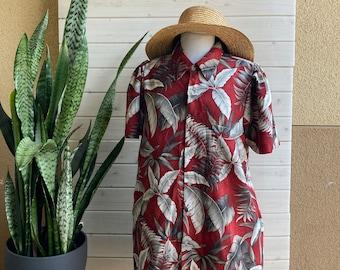 Shirt dress Bd10