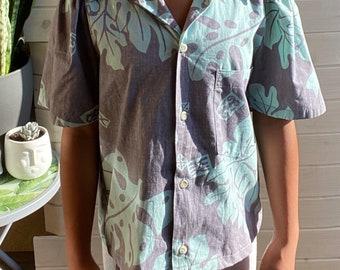 Button up crop buc03