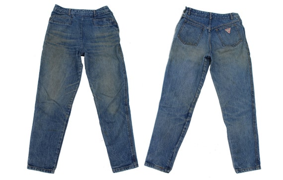 Vintage Guess Jeans Georges Marciano High Rise Sid
