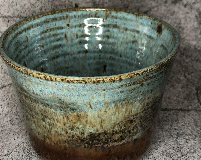 Cenote and Copper Pot