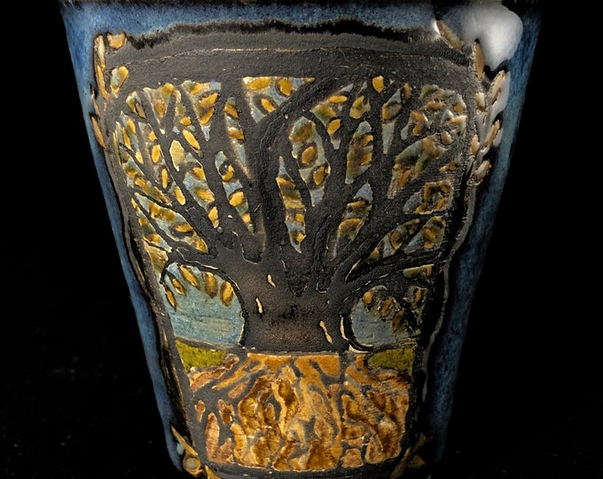 Featured listing image: Tree of Life Cup