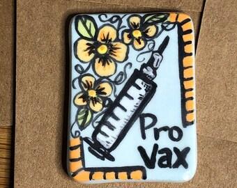 Pro Vax Needle Minder