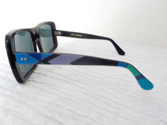 EMILIO PUCCI 1960's Oversize Sunglasses and origi… - image 6