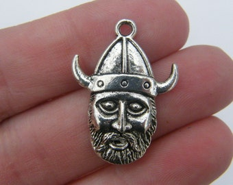 Viking pendant etsy 4 viking pendants antique silver tone sw32 aloadofball Image collections