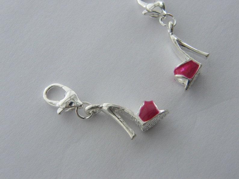 Red Jalape\u00f1o Necklace