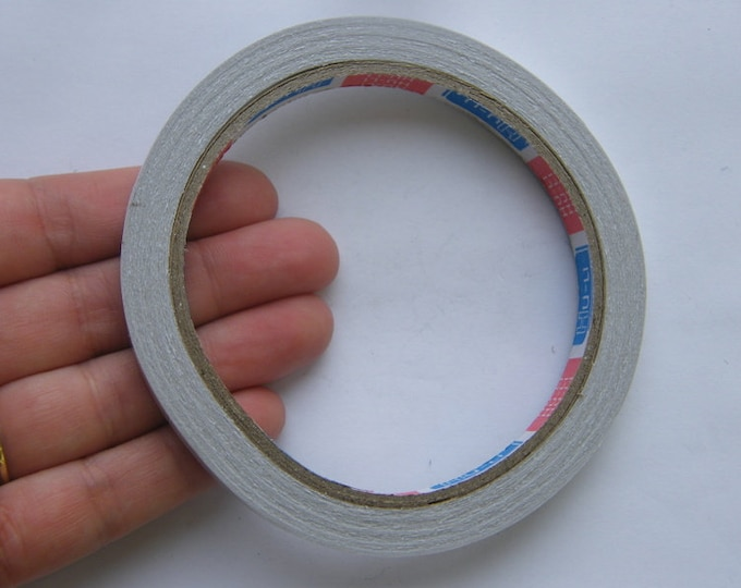2 Rolls double sided tape  14 meter x 0.8cm TP10